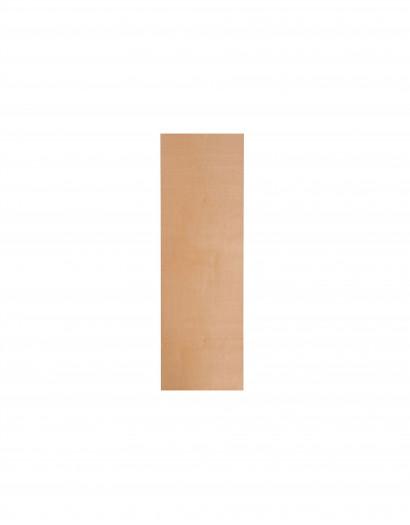 Côté coulissant en bois plaqué 100 cm