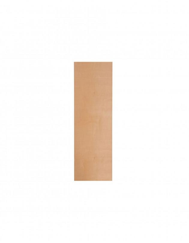 Côté coulissant en bois plaqué 100