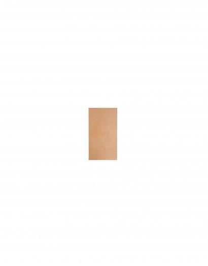 Côté coulissant en bois plaqué 40 cm