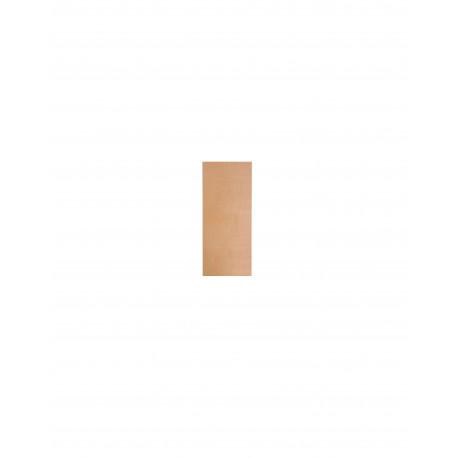 Côté coulissant en bois plaqué 60 cm