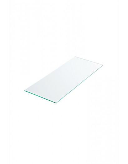 Tablette en verre sécurit 100 cm