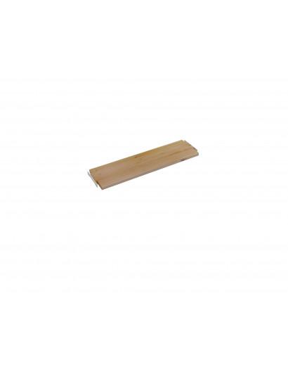 Tablette droite simple 50 cm