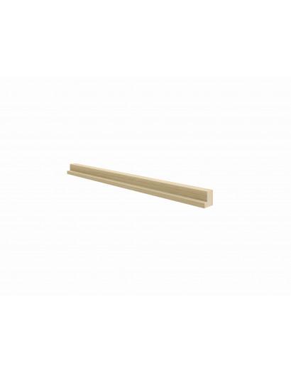 Tasseau en L pour Tablette droite simple 50 cm