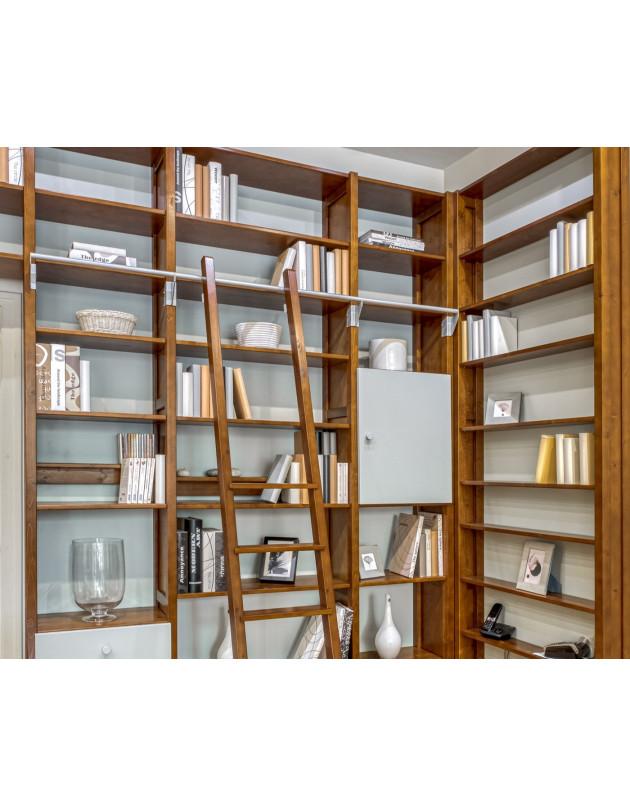 Echelle d'accès bibliothèque