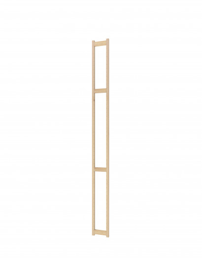 Echelle mixte 289 cm