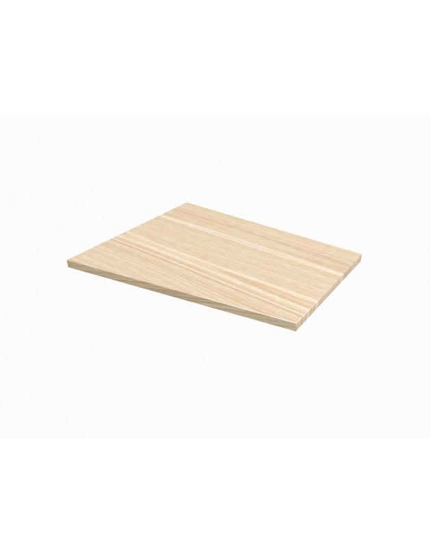Tablette duo 50x22/15 cm