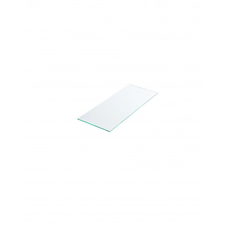 Tablette verre securit 50 cm