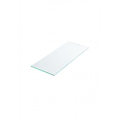 Tablette verre securit dépoli 100 cm