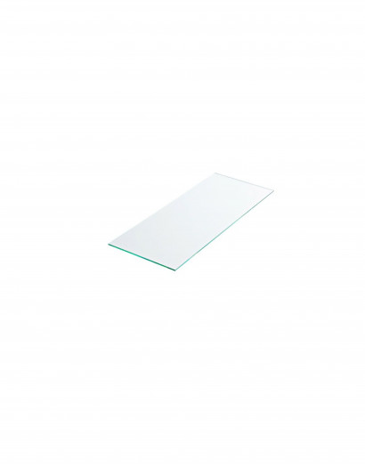 Tablette verre securit dépoli 50 cm