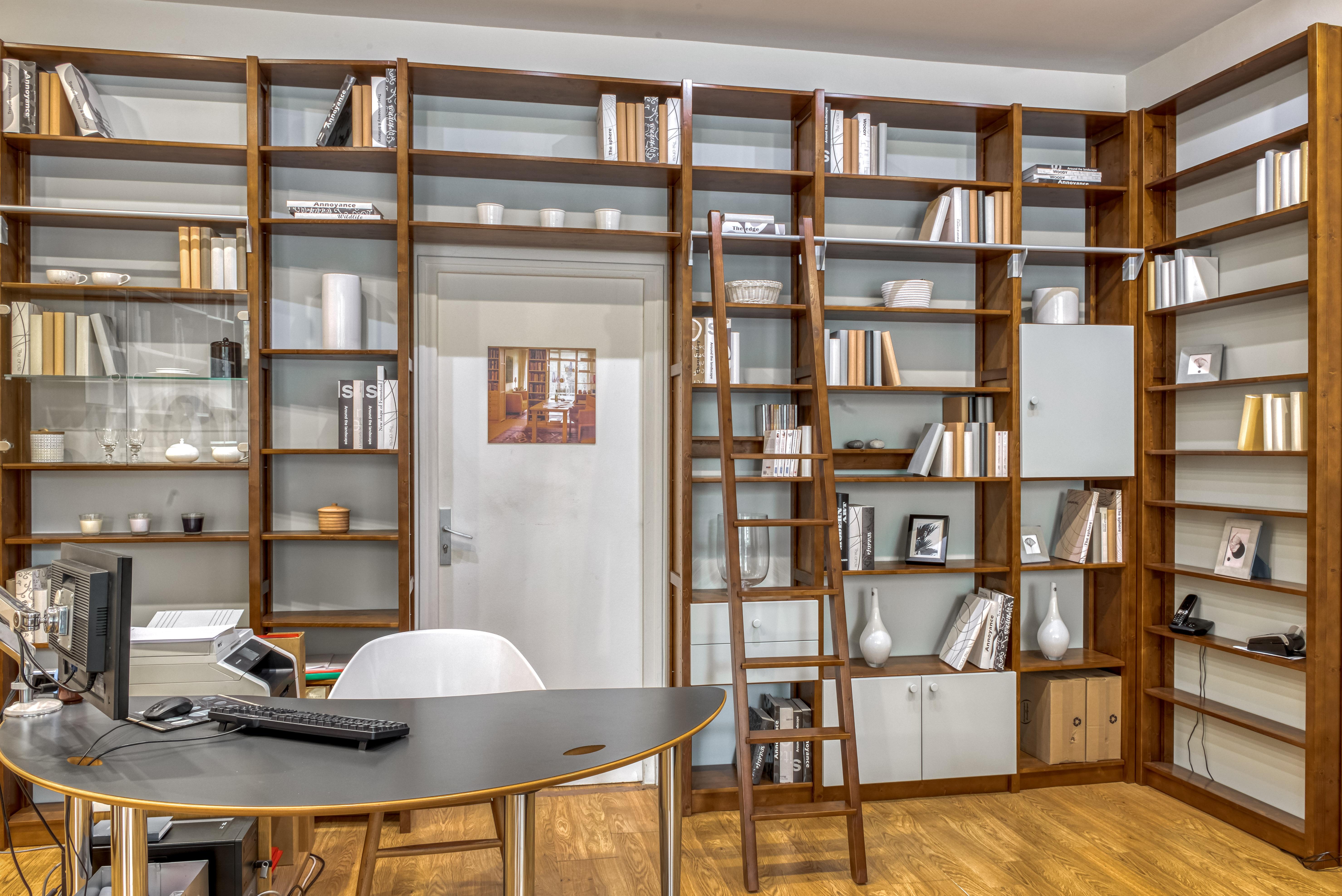 Des bibliothèques adaptées à vos besoins de rangement