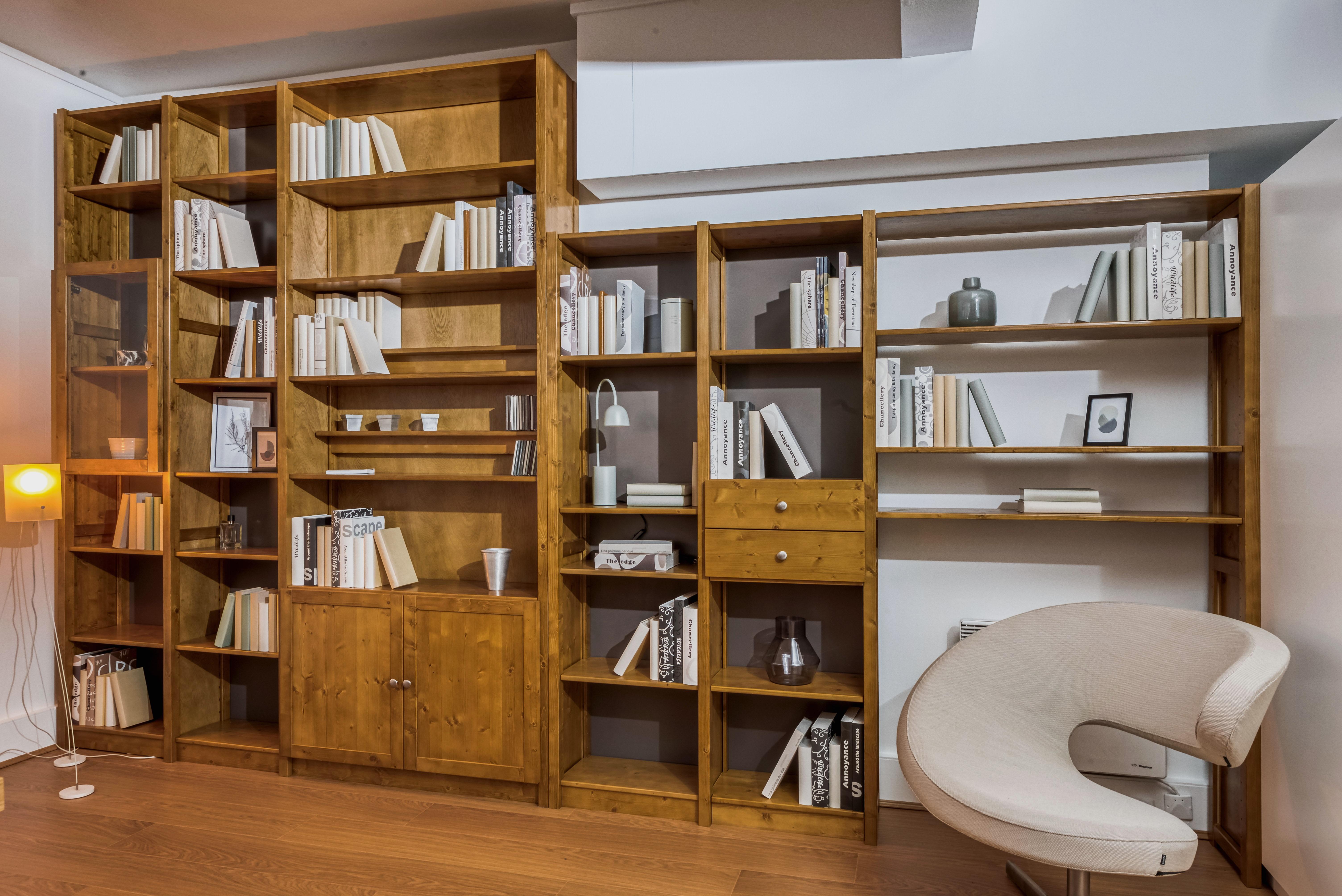 Des bibliothèques aux grandes longueurs